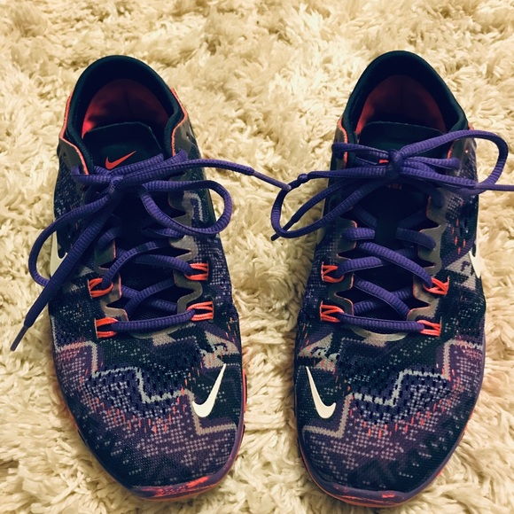 1a84a751f618 Nike Free Running Shoe 5.0 TR FIT 4 PRT